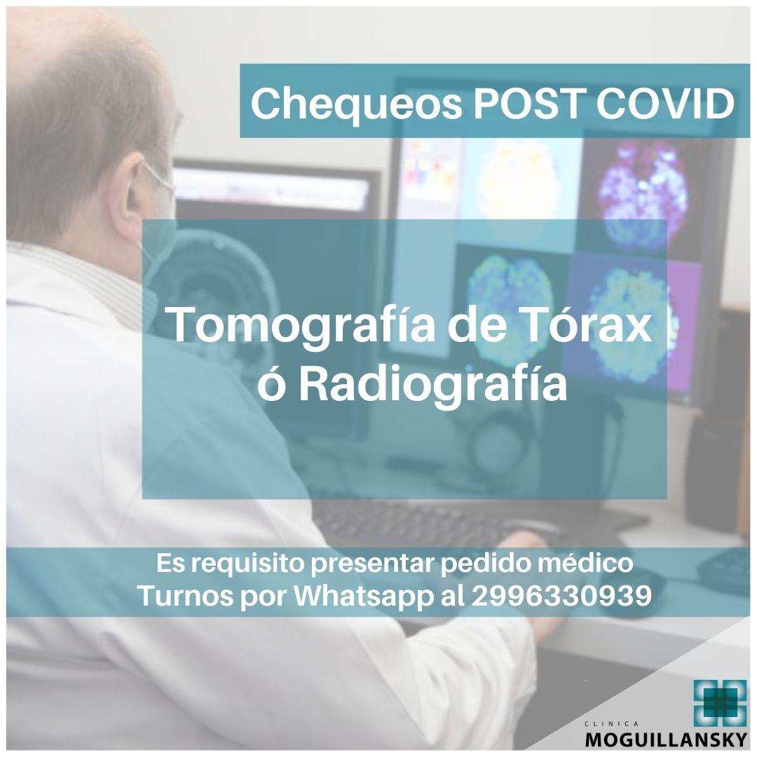 Chequeos POST COVID